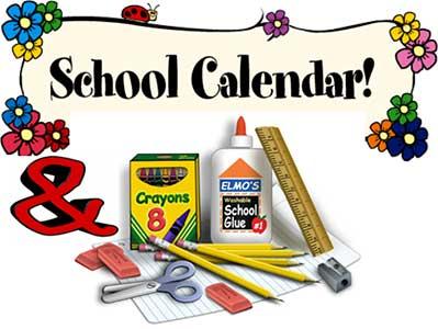 Pre Prep Calendar